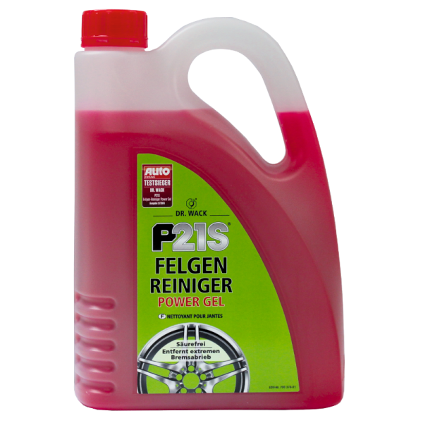 Dr. Wack P21S Felgen-Reiniger POWER GEL 2 L