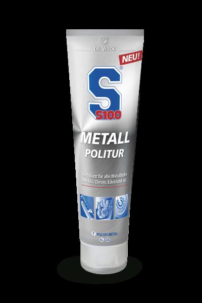 Dr. Wack S100 Metallpolitur 100 ml