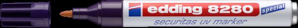 edding 8280 Securitas UV-Marker transparent