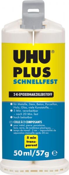 UHU Plus schnellfest 50ml/57