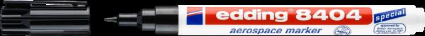 edding 8404 Aerospace Marker schwarz