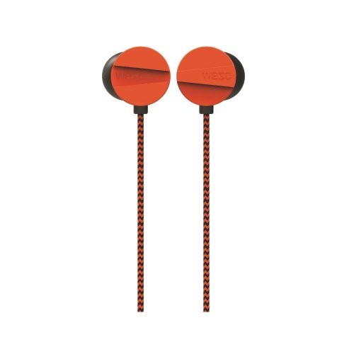 WeSC M10 In-Ear Kopfhörer, orange