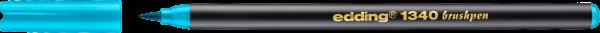 edding 1340 Pinselstift türkis