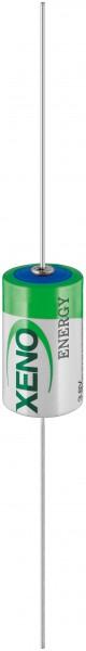 Xeno Lithium-Thionylchlorid-Batterie XL-050 AX - 1/2 AA (ER14250) - 3,6V 1200mAh