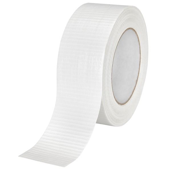 baytronic Gewebeband 48 mm x 50 m, weiß