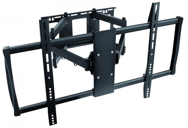 """My Wall Vollbeweglicher Wandhalter fur LCD TV für Bildschirme 60"""" - 100"""" (152 - 254 cm) Belastung bi"""