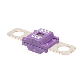 Leistungssicherung Midi violett 200A