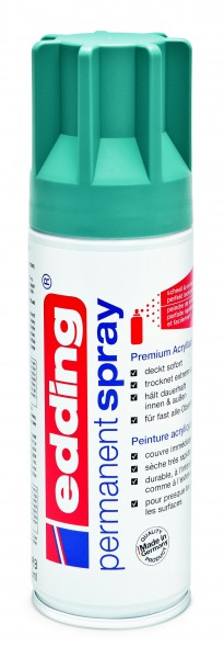 edding 5200 Permanentspray Premium Acryllack petrol matt 200 ml