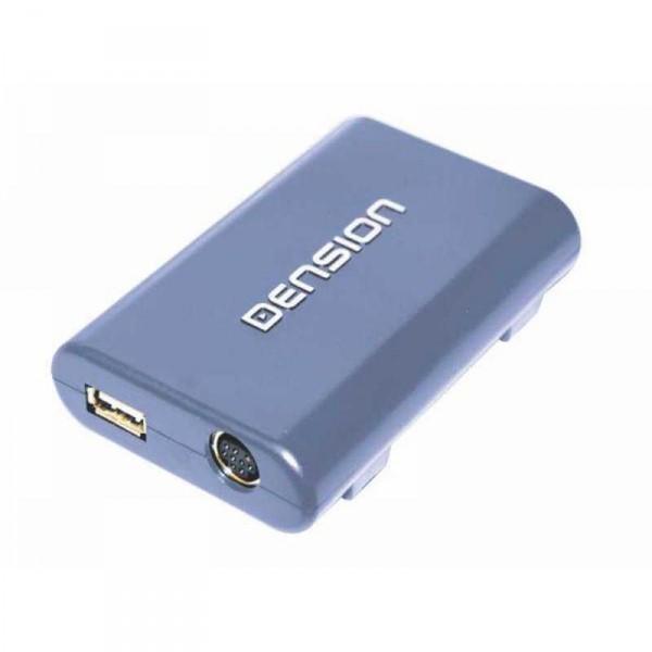 DENSION Gateway Lite BLUE BMW 17 Pin