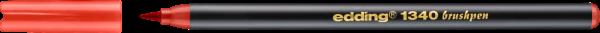 edding 1340 Pinselstift rot