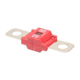 Leistungssicherung Midi rot 50A
