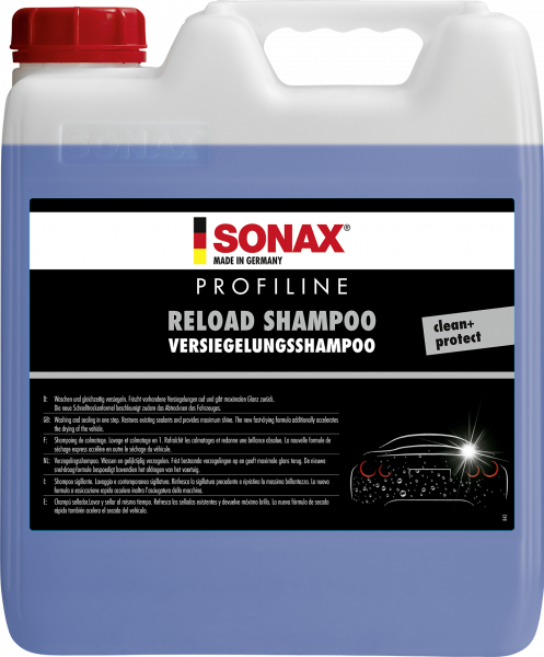 SONAX PROFILINE Reload Shampoo 10 L