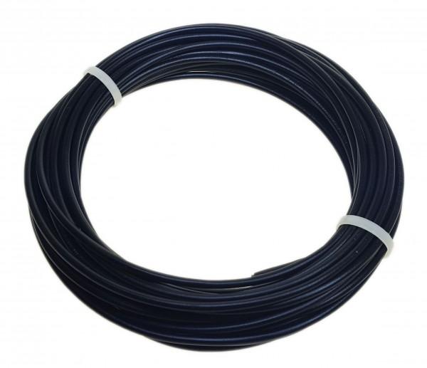 baytronic Aderleitung Litze Kupferkabel 1,5mm² 10m schwarz | Litze ...