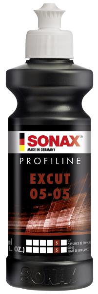 SONAX PROFILINE ExCut 05-05 250 ml