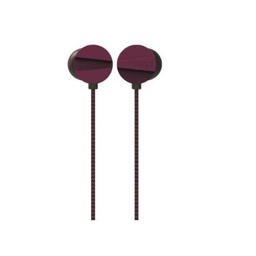 WeSC M10 In-Ear Kopfhörer, plum