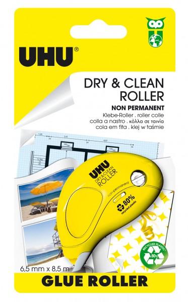 Dry&Clean Roller non perm.Bli