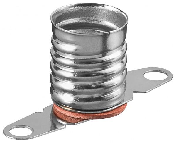 baytronic Lampenfassung Sockel E10 mit Lötfahnen