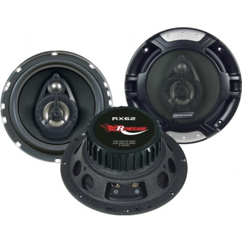 Renegade Koax-System 2-Wege RX-62 16,5cm 100 Watt 4 Ohm