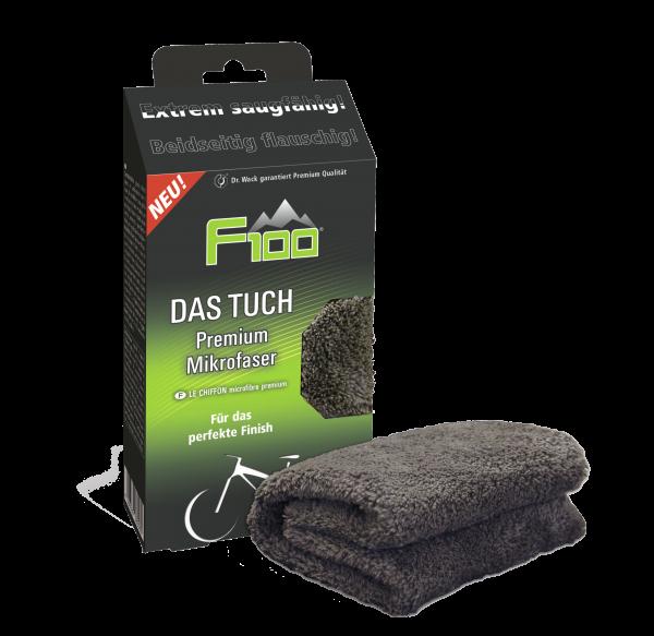 Dr. Wack F100 DAS TUCH - Premium Mikrofaser 40 x 40 cm