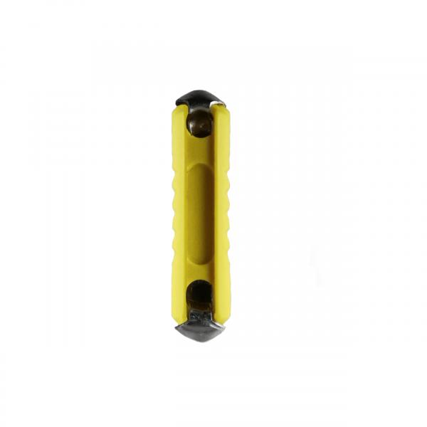 Kfz-Abschmelzsicherung gelb 5A