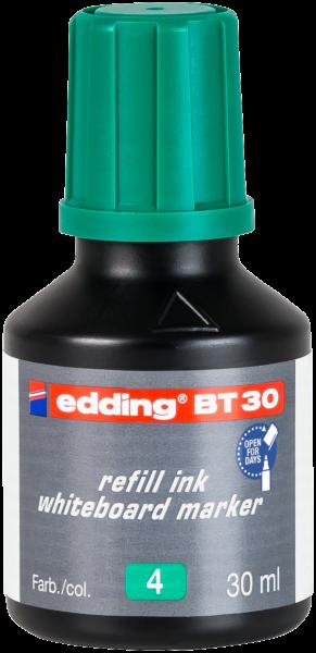 edding Whiteboardmarker BT 30 Nachfülltinte grün 30 ml