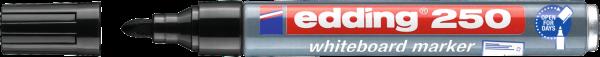edding 250 Whiteboardmarker schwarz