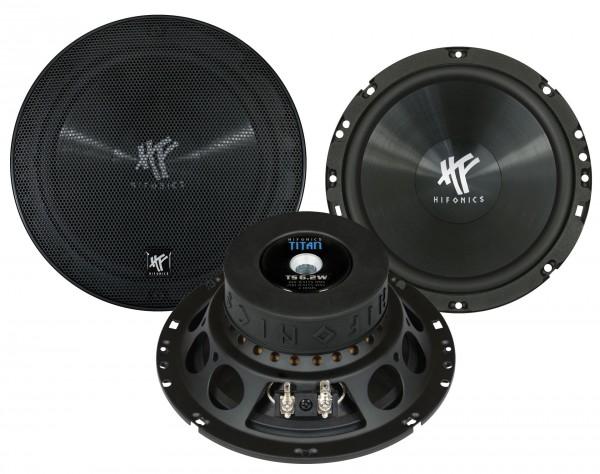 Hifonics TITAN Kickbass Woofer-Set TS6 2W