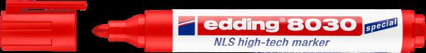 edding 8030 NLS High-Tech Marker rot